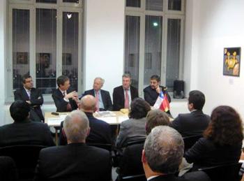 Foto: Carlos Medina, Chilenische Botschaft