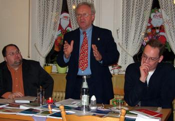 Foto: Gerhard Wenner, Fraktionsvorsitzender der SPD-GR-Fraktion